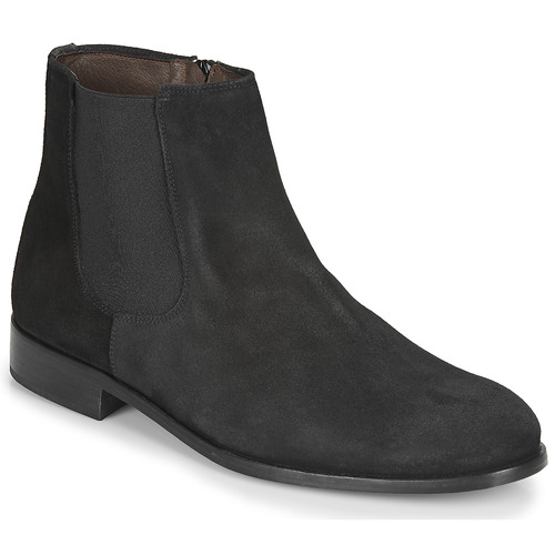 Shoes Men Mid boots So Size HUPA Black