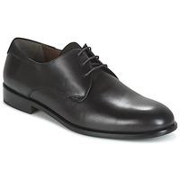 Shoes Men Derby Shoes So Size HUPO Black