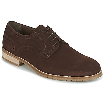 Shoes Men Derby Shoes So Size MAGIC Brown