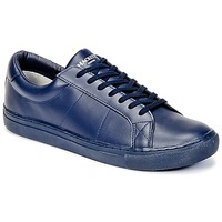 Shoes Men Low top trainers Hackett MYF STRATTON Blue