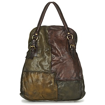 Bags Women Handbags Airstep / A.S.98 LOUZI Brown / Kaki