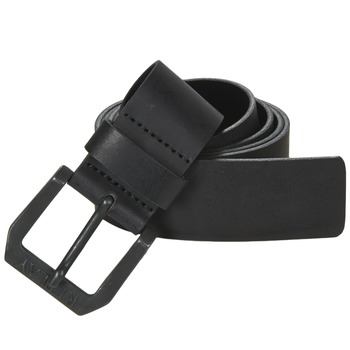 Clothes accessories Men Belts Replay XIAMO Black