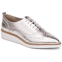 Shoes Women Brogues KG by Kurt Geiger KNOXY-SILVER Silver
