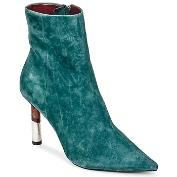 Shoes Women Ankle boots KG by Kurt Geiger RAINE-GREEN Green