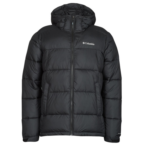 Black Pike Hooded Lake Columbia Jacket nwx8qpSICf