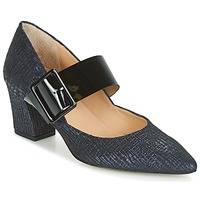 Shoes Women Heels Perlato JESSY Blue / Black