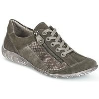 Shoes Women Low top trainers Remonte Dorndorf POLINE Grey