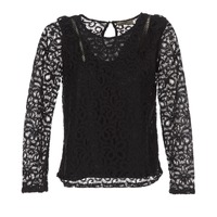 Clothing Women Tops / Blouses Betty London HELO Black