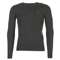 Clothing Men jumpers Tom Tailor GRUS Black