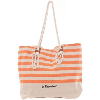 Bags Women Shopping Bags / Baskets Mora Mora Sac Marina Orange Orange