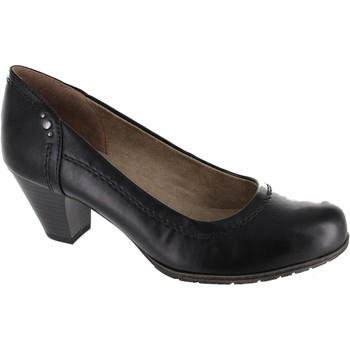 Shoes Women Heels Soft Line 8-22460-28 001 Black