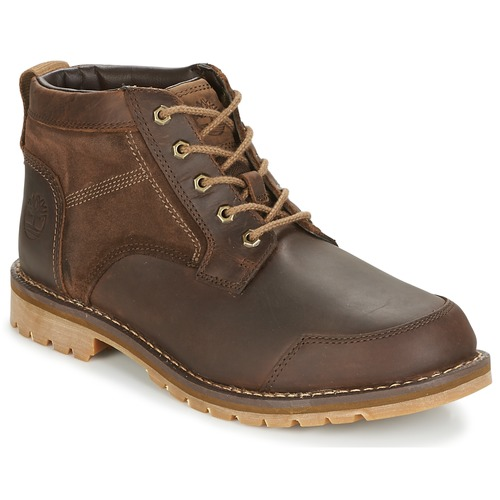 Shoes Men Mid boots Timberland Larchmont Chukka Cowboy / Saddleback