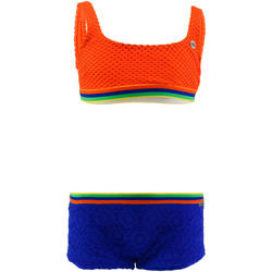 Clothing Girl Bikinis Banana Moon Kids Swimsuit 2 Pieces  Sunfit M Bambi Orange ORANGE