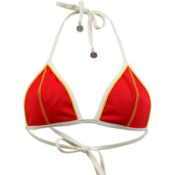 Clothing Women Bikini Separates Banana Moon Triangle Swimsuit  Suncross Jubel Red RED