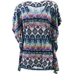 Clothing Women Tunics Banana Moon Tunic  Voilnairobi Sett Multicolor MULTICOLOUR