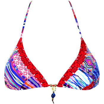 Clothing Women Bikini Separates Watercult Triangle Swimsuit  Gypsy Patchwork Multicolor MULTICOLOUR