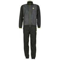 Clothing Men Tracksuits Sergio Tacchini LATIK TRACKSUIT Black