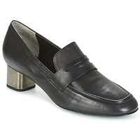 Shoes Women Slip-ons Robert Clergerie POVIA-AGNEAU-NOIR Black