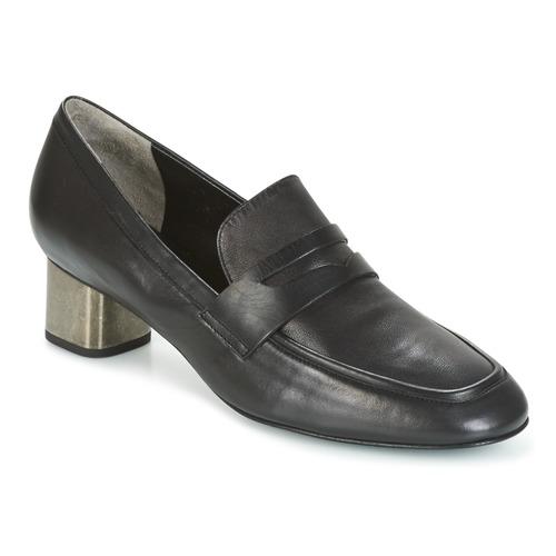 Shoes Women Slip-ons Robert Clergerie POVIA-AGNEAU-NOIR Black