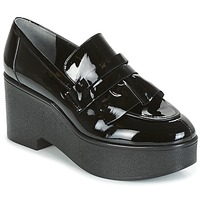 Shoes Women Loafers Robert Clergerie XOCK-VERNI-NOIR Black