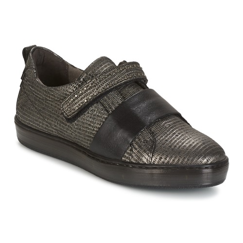 Shoes Women Low top trainers Dream in Green HOVER Black