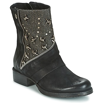 Shoes Women Mid boots Dream in Green HOULA Black