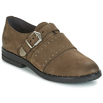 Shoes Women Derby Shoes Dream in Green HANFOU TAUPE