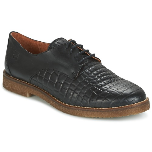 Shoes Women Derby Shoes Dream in Green HEDINE Black