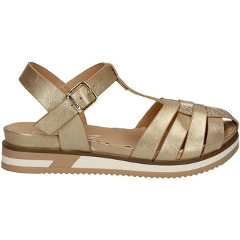 Shoes Children Sandals Liu Jo UM22951 Sandals Women Platino Platino