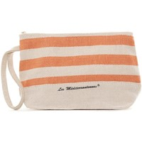 Bags Women Pouches / Clutches Mora Mora Pochette MARINETTA Orange Orange