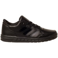 Shoes Children Low top trainers adidas Originals Alta Sport K Black