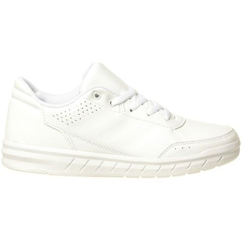 Shoes Children Low top trainers adidas Originals Alta Sport K White