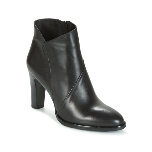 Shoes Women Ankle boots Myma POIR Black