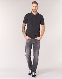 Clothing Men straight jeans Replay GROVER Grey