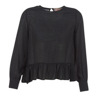 Clothing Women Tops / Blouses Moony Mood HARMO Black