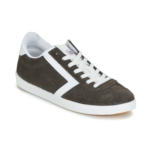Shoes Women Low top trainers Yurban GUELVINE Grey