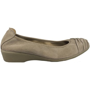 Shoes Women Flat shoes Vulladi SERRAJE NAN GRIS