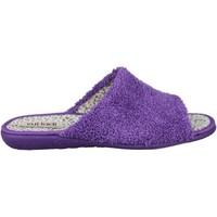 Shoes Women Slippers Vulladi BENIDORM ROC W MORADO