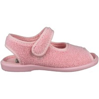 Shoes Children Baby slippers Vulladi TOALLA ÑAK VELCRO ROSA