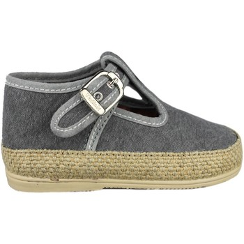 Shoes Children Flat shoes Vulladi CANVAS GRIS