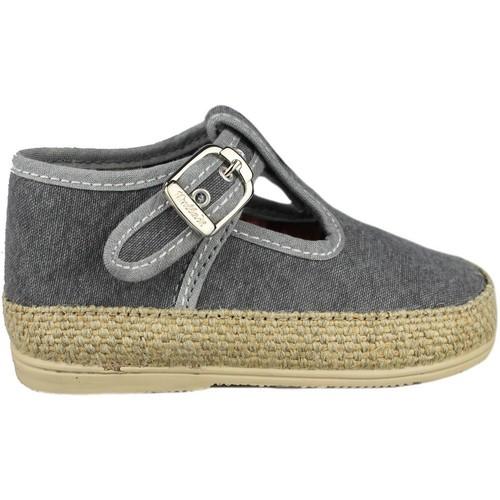 Shoes Children Flat shoes Vulladi CANVAS GRIS