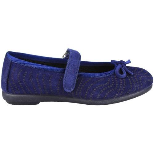 Shoes Children Flat shoes Vulladi SERRAJE LETINA BLUE