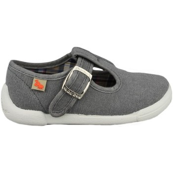 Shoes Children Low top trainers Vulladi DIMONI PIC K GRIS