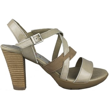 Shoes Women Sandals CallagHan Fenix comfortable heel PERLA