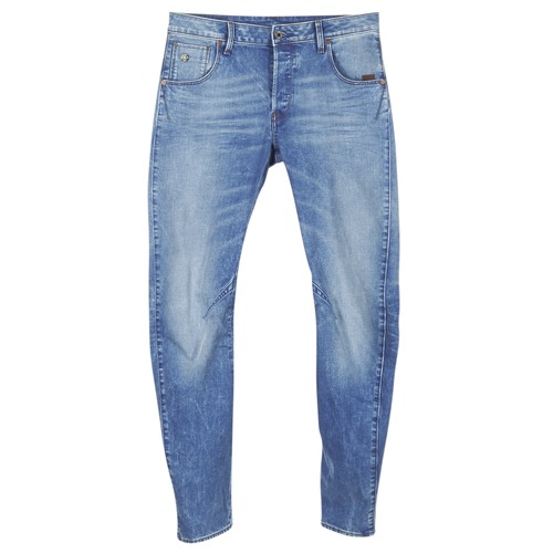 Clothing Men Slim jeans G-Star Raw ARC 3D SLIM Lt / Aged / Itano / Stretch / Denim