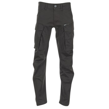 Clothing Men Cargo trousers G-Star Raw ROVIC ZIP 3D TAPERED Raven