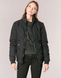 Clothing Women Jackets G-Star Raw STRETT CHEVRON JKT Black