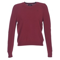 Clothing Women jumpers G-Star Raw SUZAKI KNIT BORDEAUX