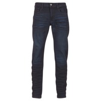 Clothing Men straight jeans G-Star Raw 3301 DECONSTRUCTED SLIM Blue