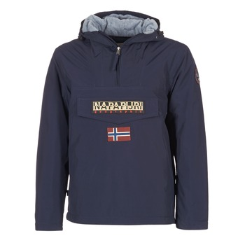 Clothing Men Parkas Napapijri RAINFOREST Marine